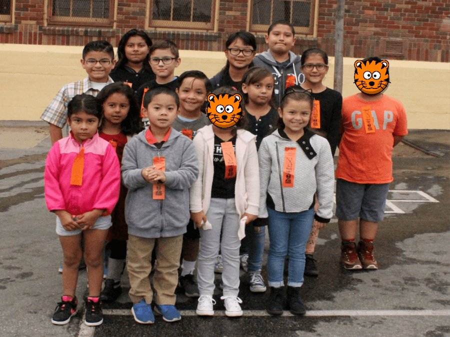 Students of The Week For October 14th, 2016