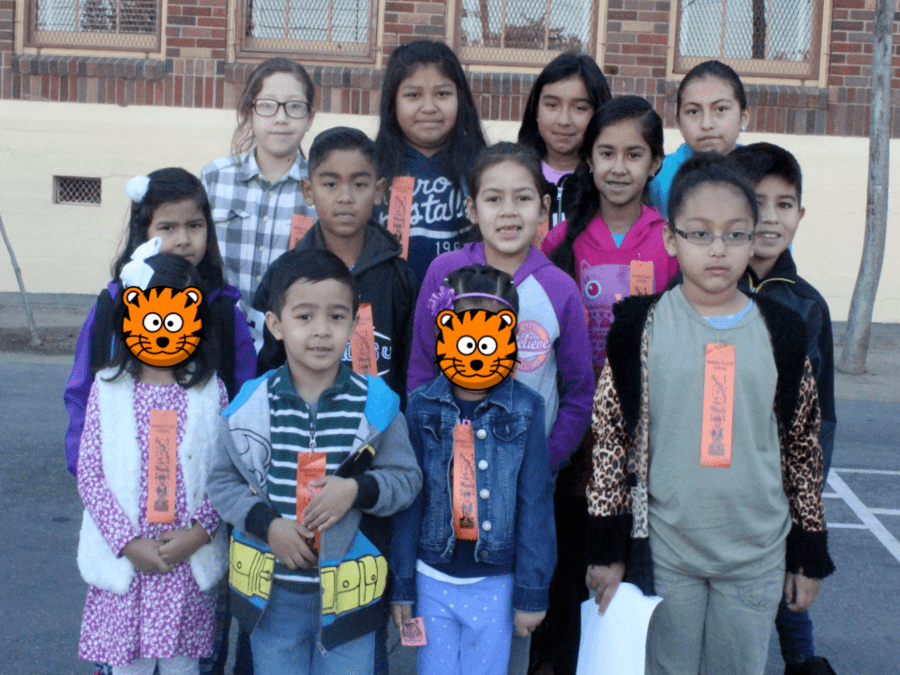 Students of The Week For November 18th, 2016